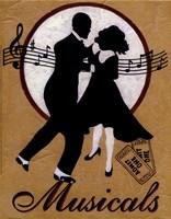 Musicals Fine Art Print