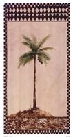 Tribal Palm ll Fine Art Print