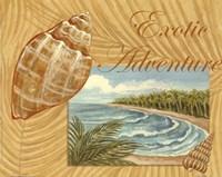 Exotic Adventure IV Fine Art Print