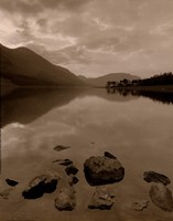 "Serenity Lake II by Michael Trevillion - 11"" x 14"""