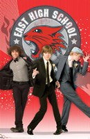High School Musical3 - The Fellas Wall Poster