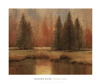 Meadow Pines Fine Art Print
