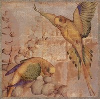 Songbirds II Fine Art Print