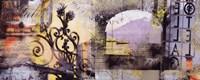 Villa Italia Fine Art Print