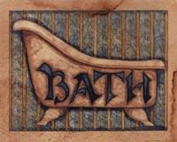 Bath Fine Art Print