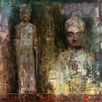 Meditation Gesture II Fine Art Print