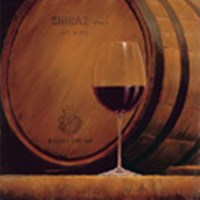 "Estate Shiraz by Marco Fabiano - 7"" x 7"""