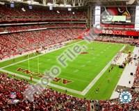 "University of Phoenix Stadium 2008 - 10"" x 8"", FulcrumGallery.com brand"