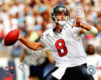 "Matt Schaub 2008 Action - 10"" x 8"""