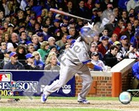 Manny Ramirez 2008 NLDS Game 1 Home Run Swing Fine Art Print
