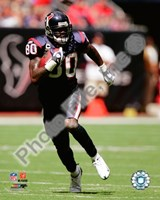 """Andre Johnson 2008 Action - 8"""" x 10"""""""