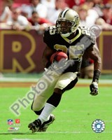 Reggie Bush 2008 Action Fine Art Print