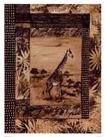 Animal Safari ll Fine Art Print