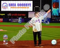 Tom Seaver Final Game at Shea Stadium 2008 Fine Art Print