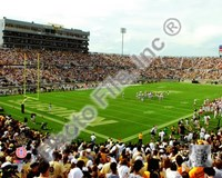 """Bright House Networks Stadium 2007 University of Central Florida Knights - 10"""" x 8"""""""