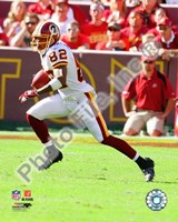 Antwaan Randle El 2008 Action Fine Art Print