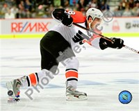 Mike Richards 2008-09 Action Fine Art Print