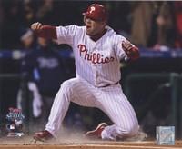 "10"" x 8"" 2008 World Series"