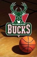 Bucks - Logo 08 Framed Print