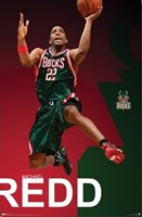 Bucks - Michael Redd - 08 Wall Poster