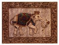 """17"""" x 13"""" Elephant Pictures"""