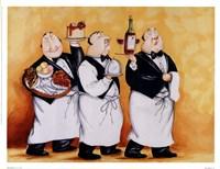 Haute Cuisine II Fine Art Print