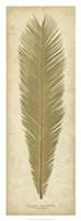 "Sago Palm I by R. B. Davis - 14"" x 38"""