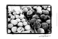 Farmer's Market III Framed Print