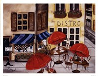 """17"""" x 13"""" Cafe Pictures"""