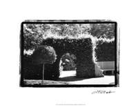 """Garden Hideaway III by Laura Denardo - 20"""" x 16"""""""
