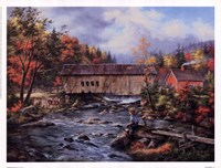 Tunbridge, Vermont Fine Art Print