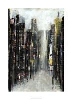 """Gotham II by Jarman Fagalde - 26"""" x 36"""", FulcrumGallery.com brand"""