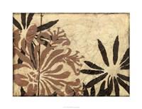 Tawny Floral II Fine Art Print