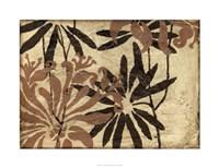 Tawny Floral III Fine Art Print