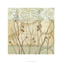 Willow and Lace I Fine Art Print