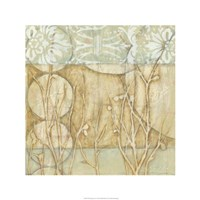 Willow and Lace II Fine Art Print