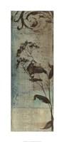 "Wildflower Resonance II by Jennifer Goldberger - 18"" x 40"" - $51.99"