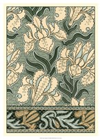 Garden Tapestry II Fine Art Print
