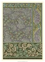 "Garden Tapestry III by Eugene Grasset - 16"" x 22"""