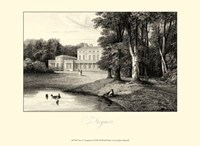 View of Frogmore Fine Art Print