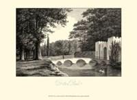 View of Ditton Park Fine Art Print