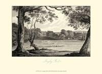 View of Langley Park Fine Art Print