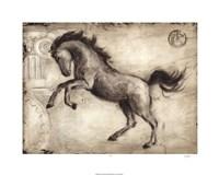 """Roman Horse II by Ethan Harper - 30"""" x 24"""""""