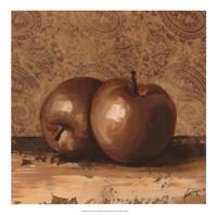 "Fruit Duet I by Ethan Harper - 18"" x 18"""