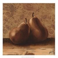 """Fruit Duet II by Ethan Harper - 18"""" x 18"""""""