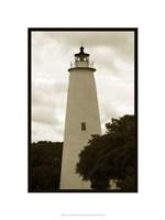 """Ocracoke Island Lighthouse by Jason Johnson - 18"""" x 24"""""""