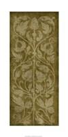 "Vineyard Tapestry I by Nancy Slocum - 18"" x 36"" - $64.99"