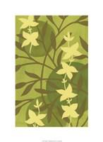 "Florestial I by Nancy Slocum - 20"" x 28"""