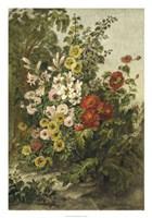 """Flower Garden by Vision Studio - 24"""" x 34"""""""
