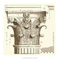 "Corinthian Detail II by Vision Studio - 17"" x 17"""
